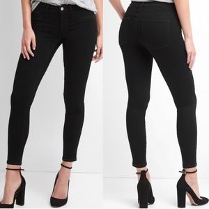 GAP Black High Stretch Easy Legging Jeans!